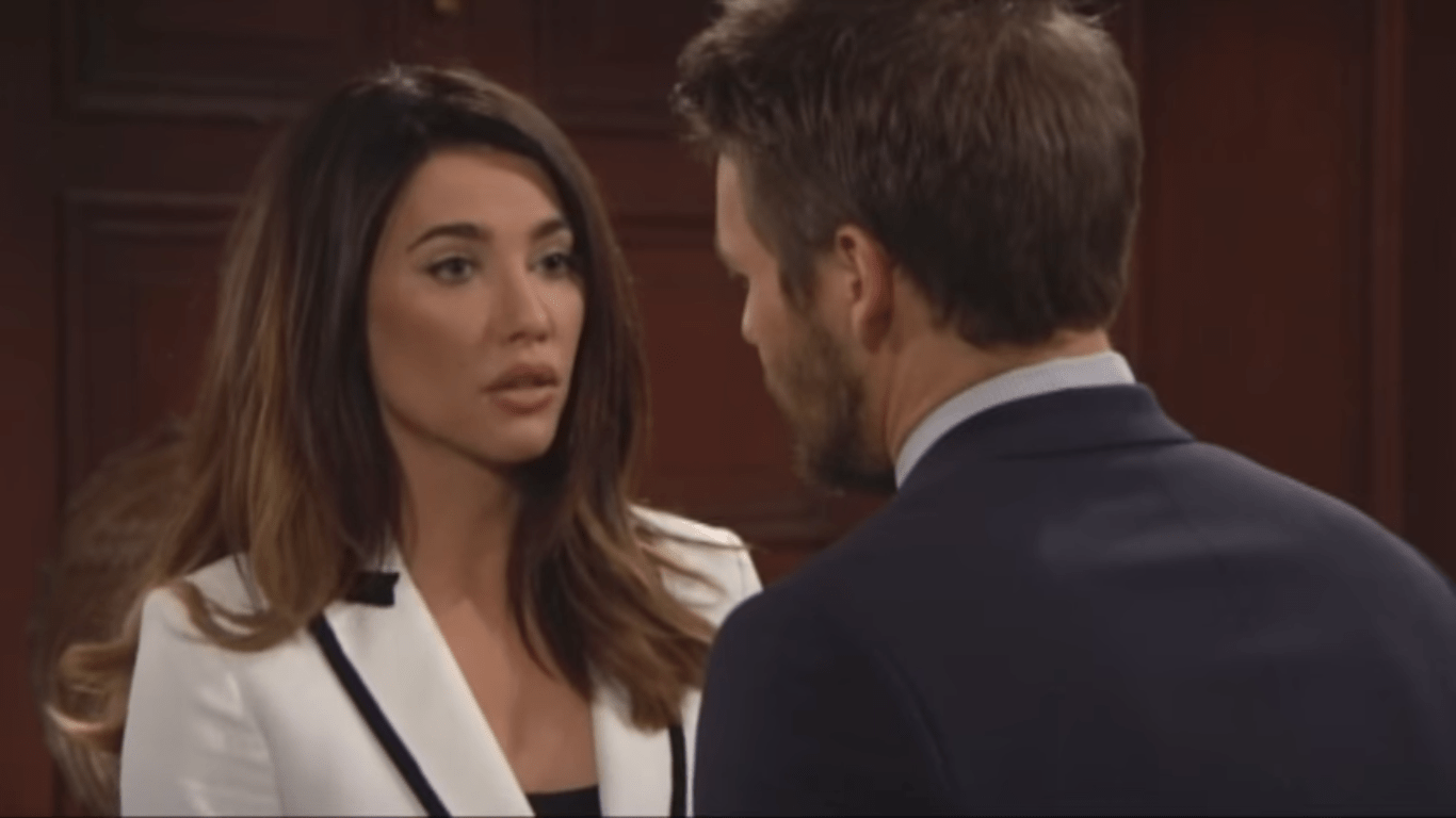 Beautiful anticipazioni oggi 31 agosto 2018: Steffy a letto con Bill