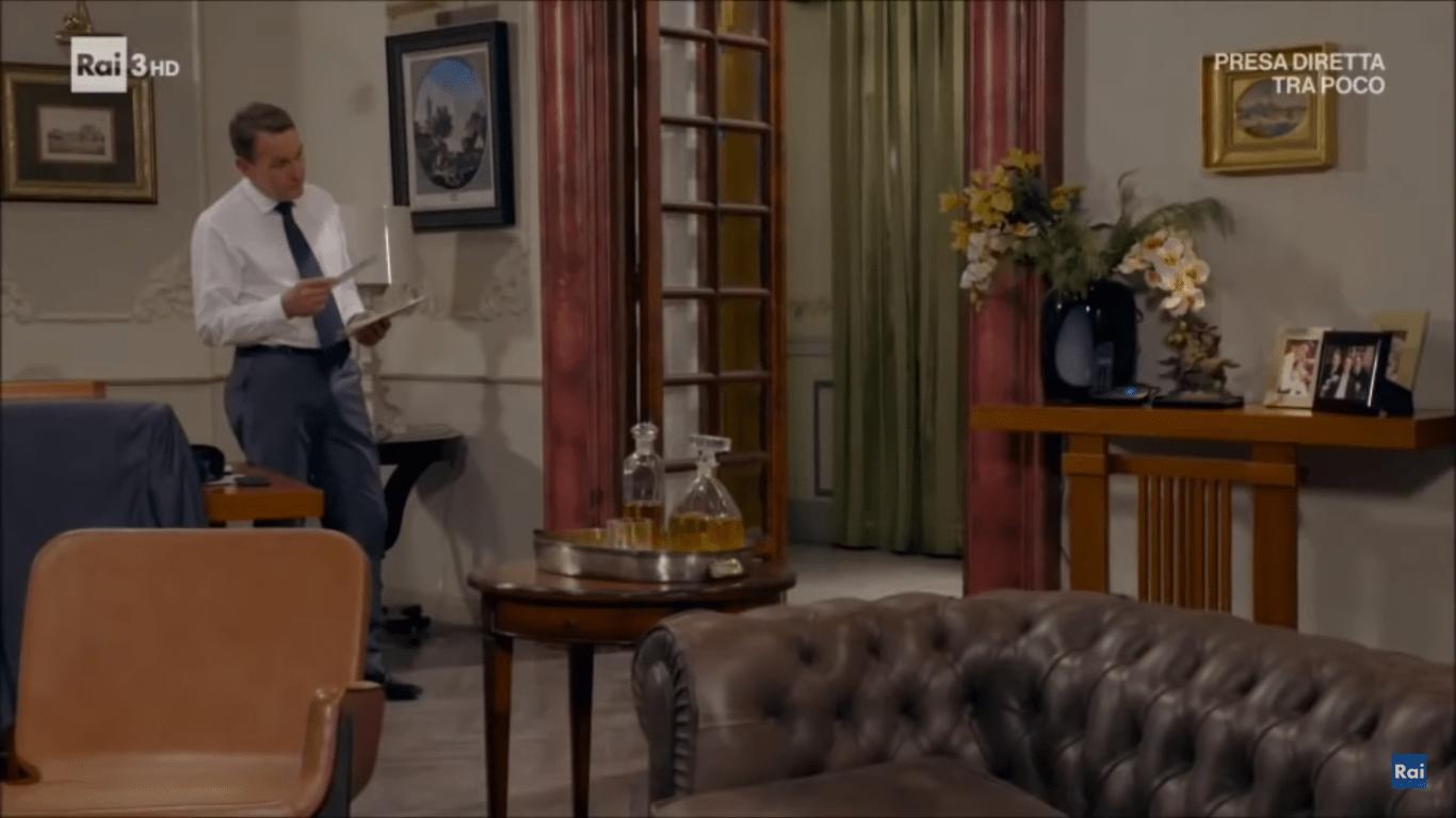 Un Posto al sole anticipazioni oggi 27 settembre 2018: Roberto affronta Luigi Morace