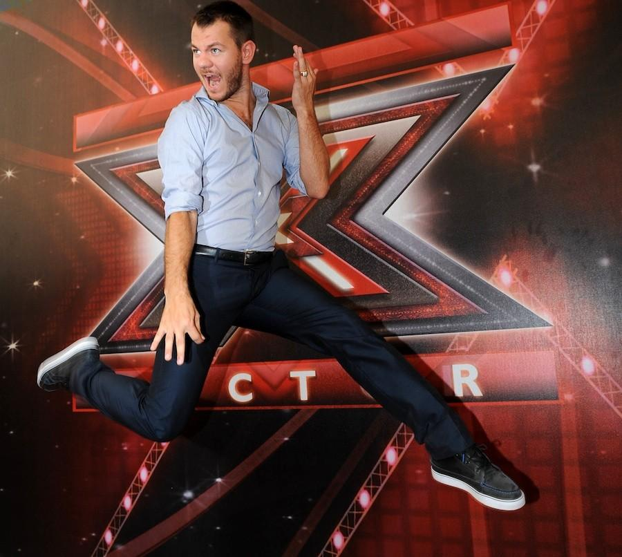 Alessandro Cattelan, ironico a X Factor