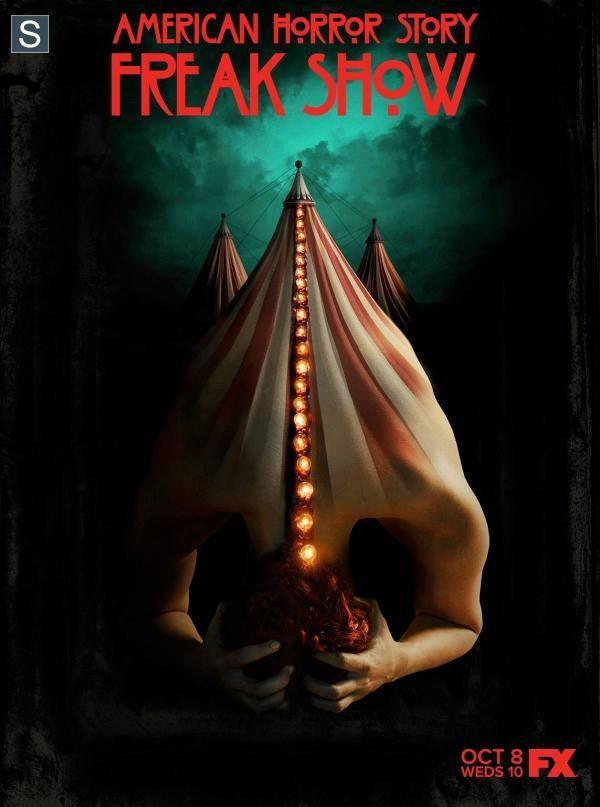 Risultati immagini per american horror story freak show