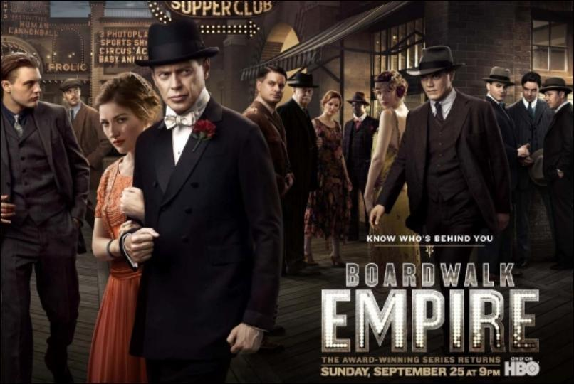 Boardwalk Empire 2, il poster