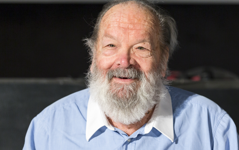 Bud Spencer morto a 86 anni
