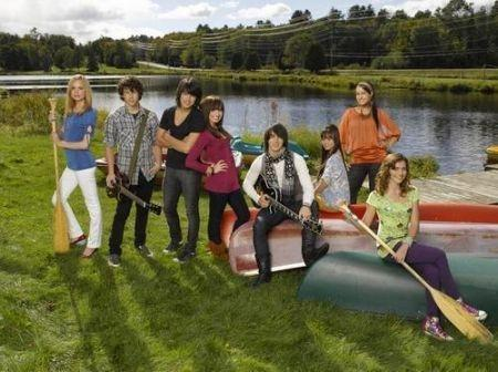Camp Rock, cast completo