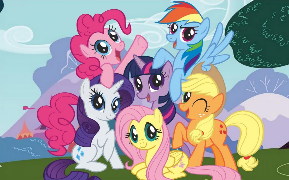 I My Little Pony