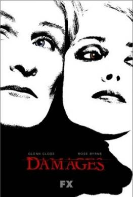 Damages 3 su AXN, il poster
