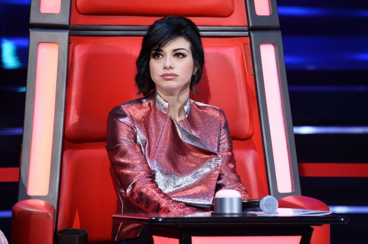 Dolcenera a The Voice of Italy 2016