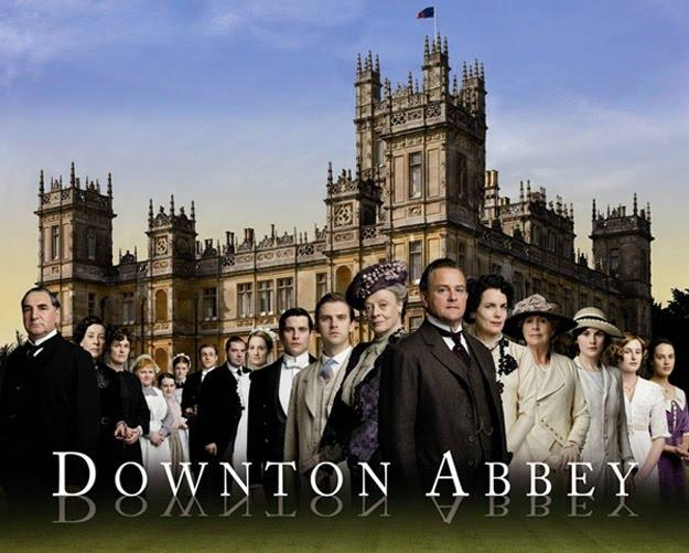 il-cast-di-downton-abbey