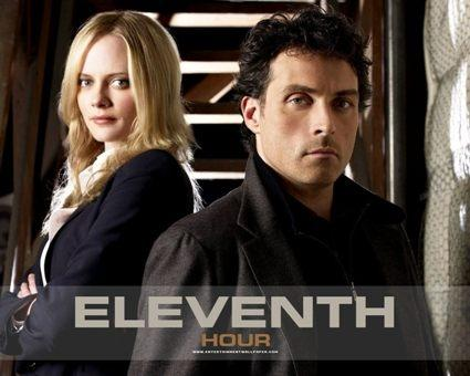 Eleventh Hour, Italia 1, cover