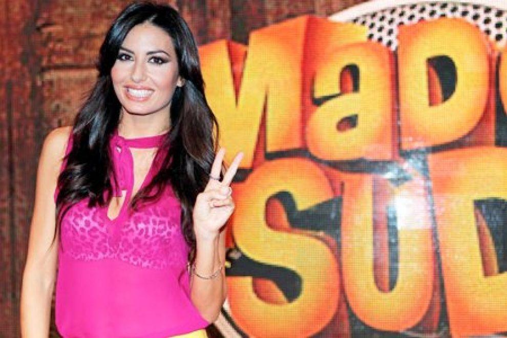 Elisabetta Gregoraci a Made in Sud