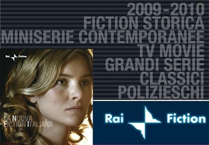 La fiction rai per la stagione 2009-10