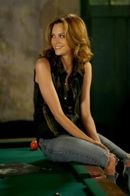 Hilarie Burton in One Tree Hill