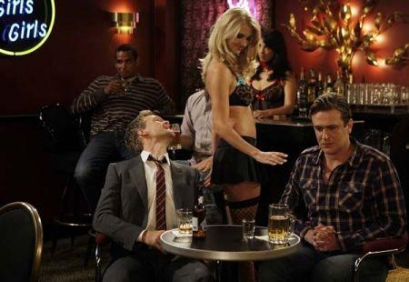 How I Met Your Mother, l'episodio Double Date