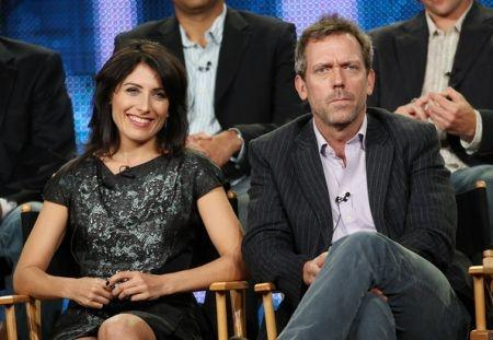 Hugh Laurie, Lisa Edelstein