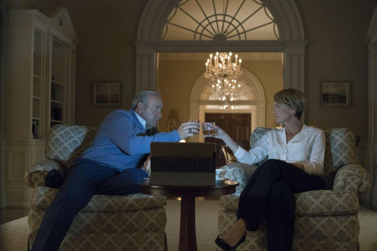 House of Cards quinta stagione