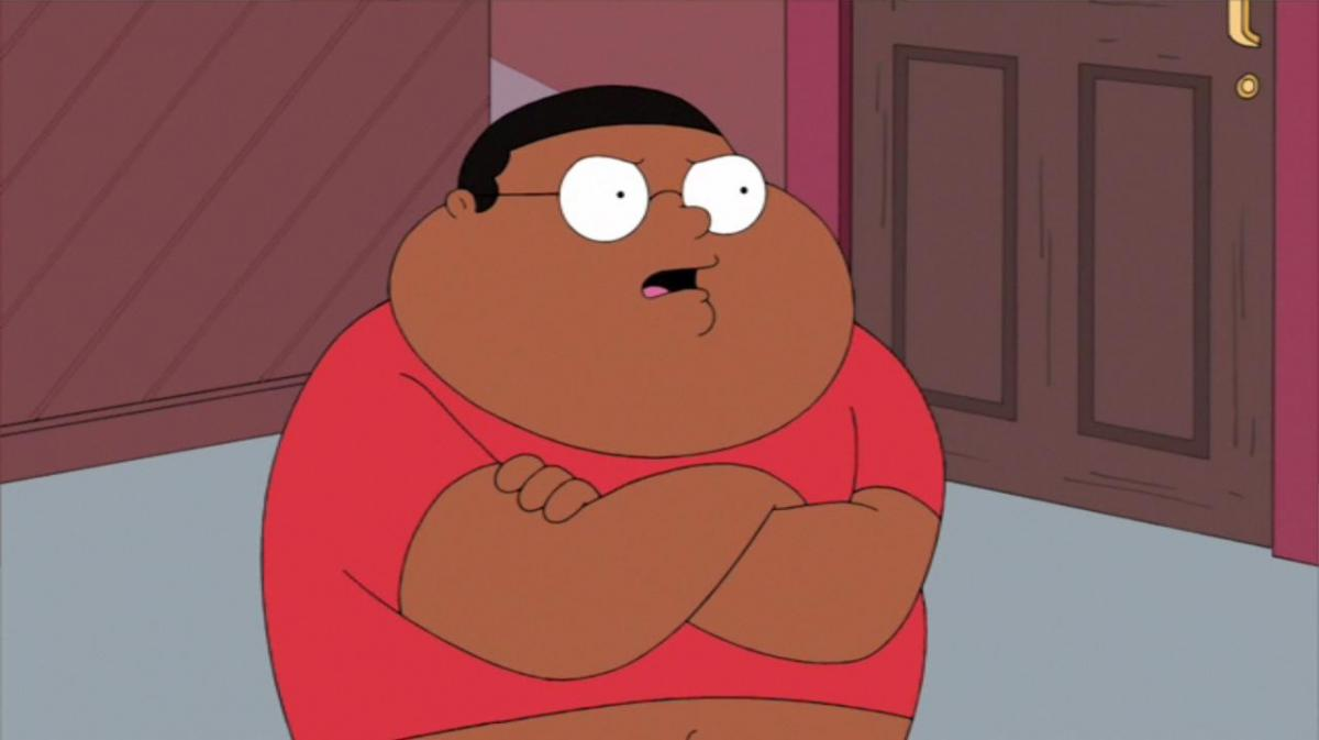 Cleveland Brown jr