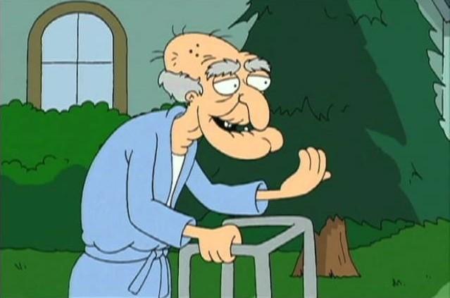 I griffin personaggi del cartone animato foto n. 27 televisionando