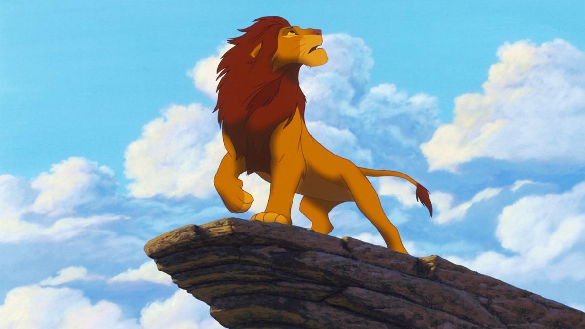 Il cartone animato re leone diventa una serie tv foto