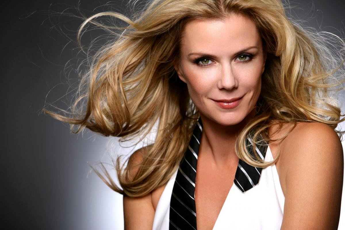 Katherine Kelly Lang è Brooke Logan in Beatiful