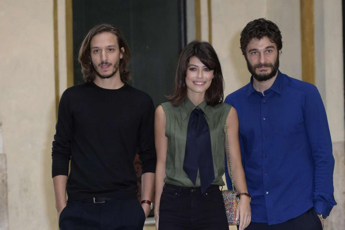Alessandra Aita l'allieva, cast - foto n. 4 - televisionando