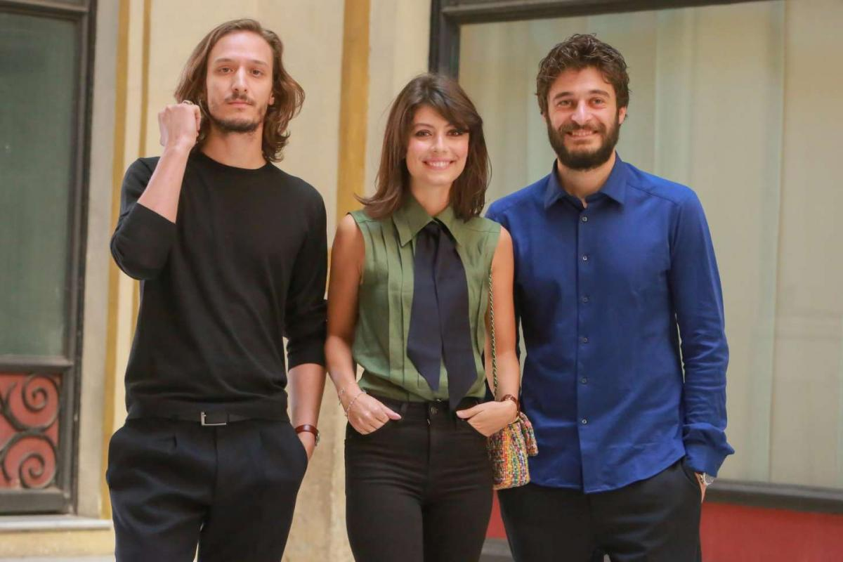 Alessandra Aita l'allieva, cast - foto n. 6 - televisionando