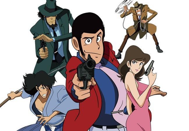 Lupin personaggi televisionando