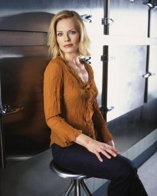 Marg Helgenberger, Catherine Willows in CSI