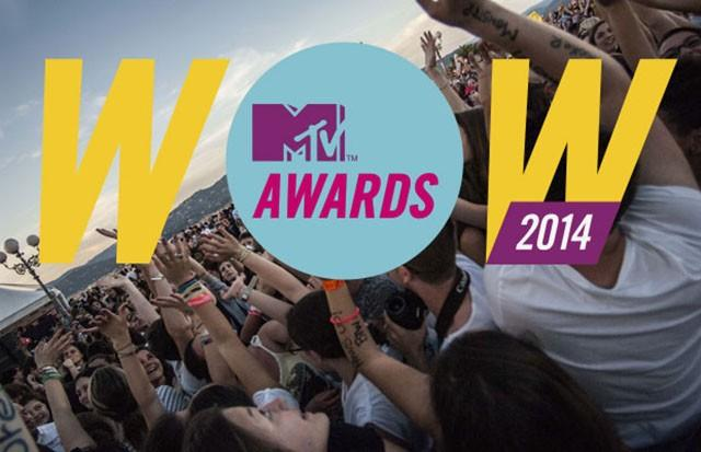 MTV Awards 2014