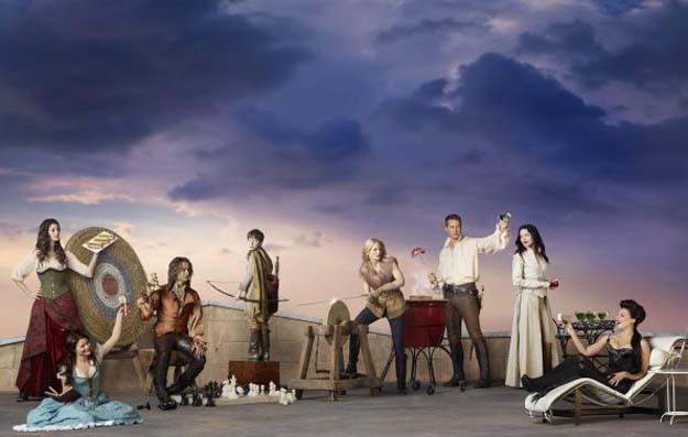 Il cast di Once Upon a Time 2