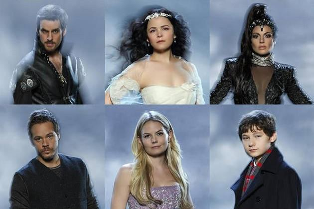 Cast Once Upon a Time 3