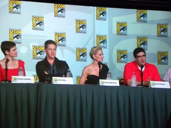 Once Upon a Time, il cast al Comic Con 2012 02