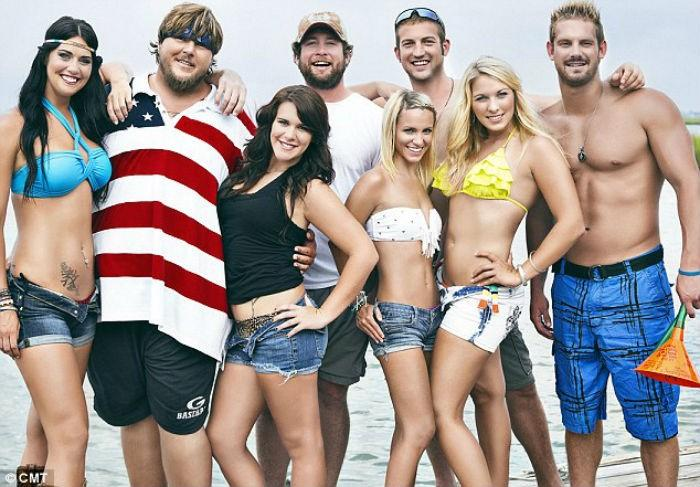 Party Down South il cast