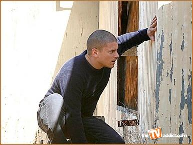 Prison Break, alcune immagini dell'episodio The Mother