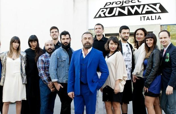 Project Runway, il cast