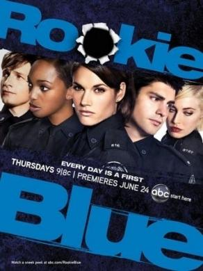Rookie Blue, cop drama della Abc in onda su Steel