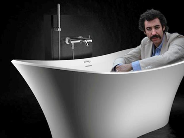 Sanremo 2012, il cast nella vasca da bagno del tempo - Foto n. 5 ...