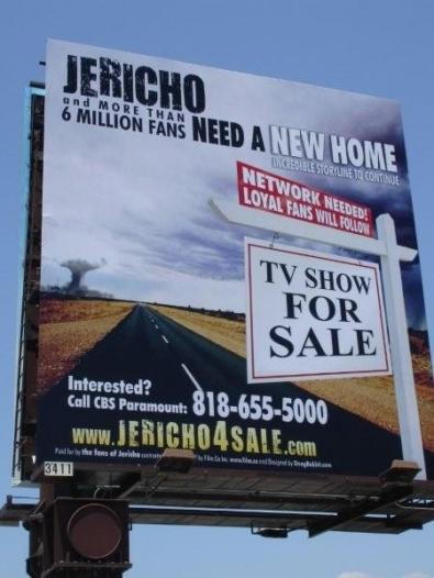 Sell Jericho Campaign