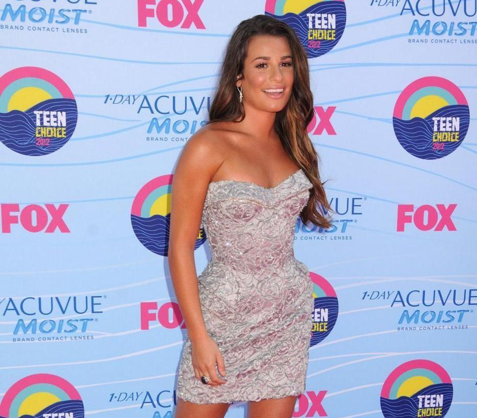 Teen Choice Awards 2012: Lea Michele