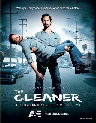 The Cleaner, la nuova serie con Benjamin Bratt