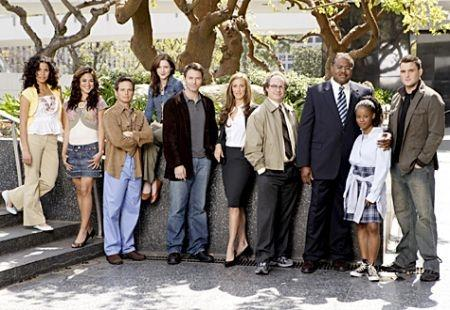 The Nine, il cast