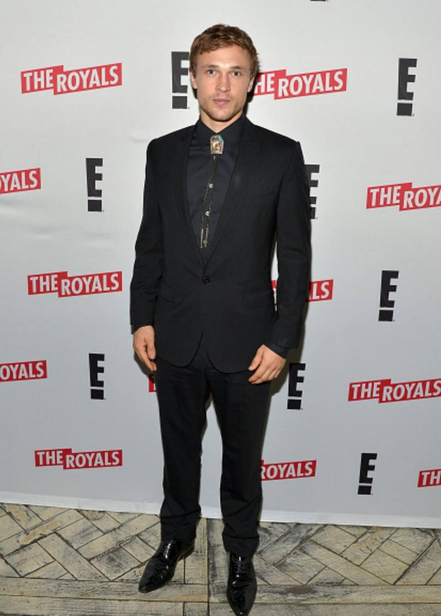 William Moseley interpetra il Principe Liam