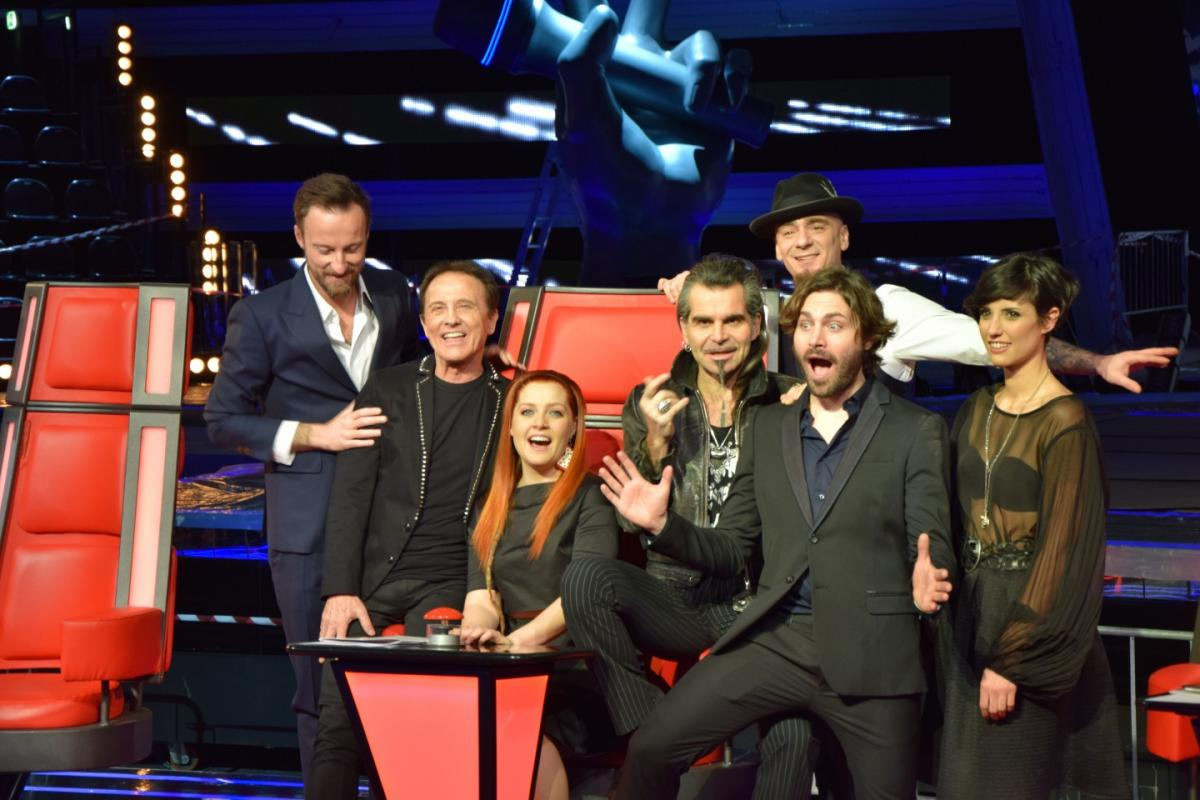 The Voice 3, cast