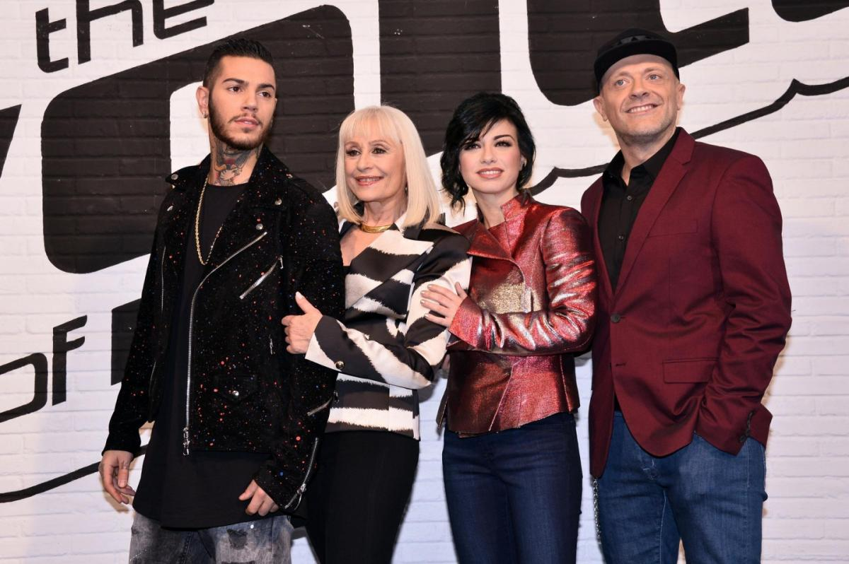 The Voice 4 i nuovi coach