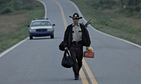 The Walking Dead, la prima foto di Rick Grimes
