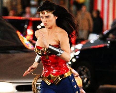 Wonder Woman di NBC, le prime foto