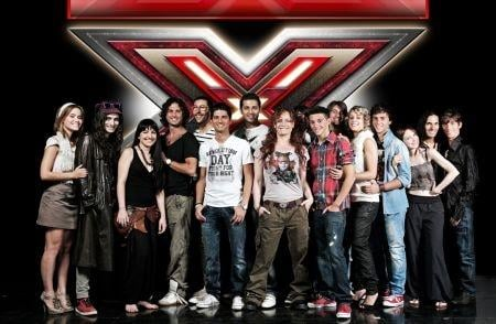X Factor 4, i concorrenti del talent show di Rai Due